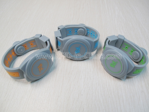 Dual Frequency Anti-Tamper Wristband