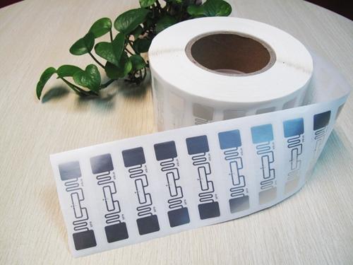 RFID Clear Sticker Tags