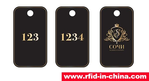 Waterproof RFID Laundry Hanging Tags-03