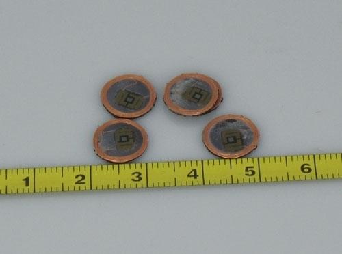 Mini & Ultra-Thin RFID metal tags
