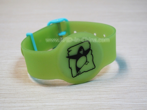RFID Plastic Event Wristbands