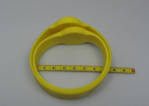 RFID Rubber Bracelets Maker