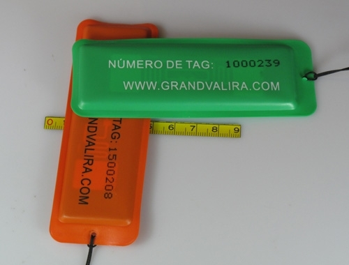 RFID Tag Tracking Cloth
