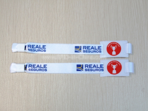 One-off RFID Wristbands