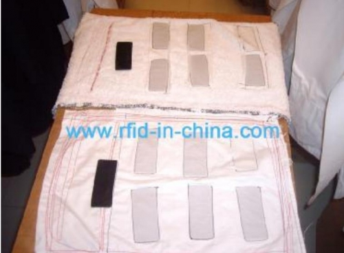 RFID Fabrics Tracking
