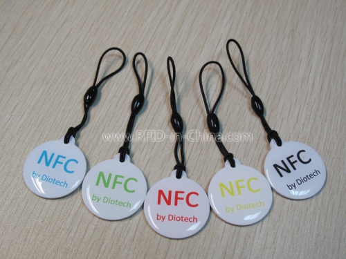 RFID NFC Hang Tag Suitable For Most Smartphone-01
