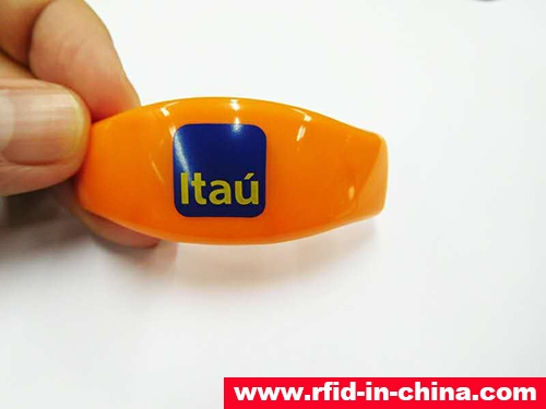 LED RFID Silicone Bracelets Activated by Music-04