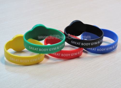 Customized NFC RFID Wristbands-02