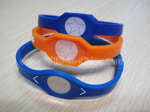 RFID Power Wristbands for festivel