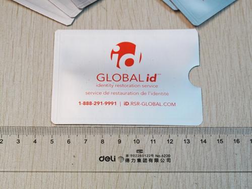 Smart RFID Blooking Sleeve