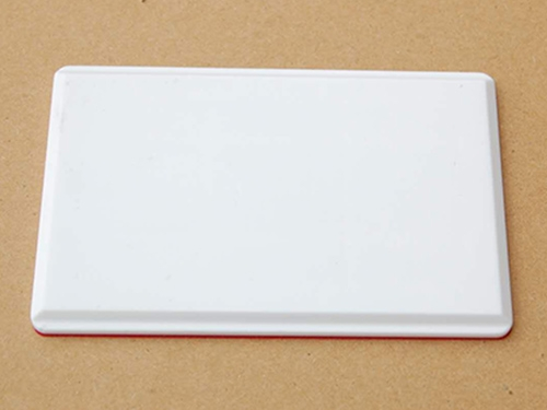 Tamper-proof T900 Ceramic RFID Windshield Tag-01