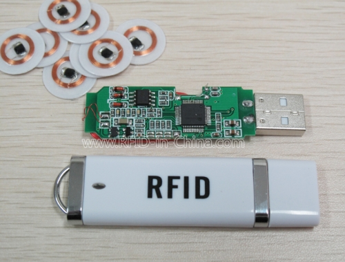 Tiny USB RFID Reader-DL220