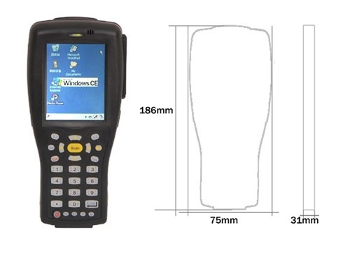 Handheld RFID Tag Reader