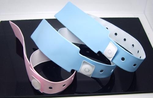 RFID Tyvek Wristbands