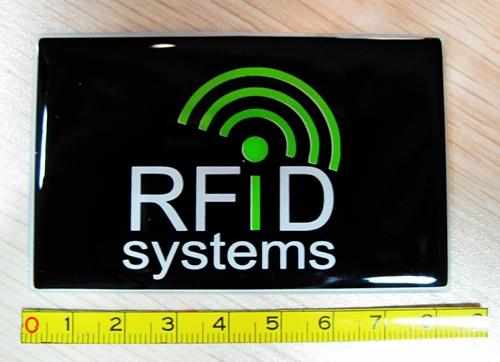 RFID Parking Tags