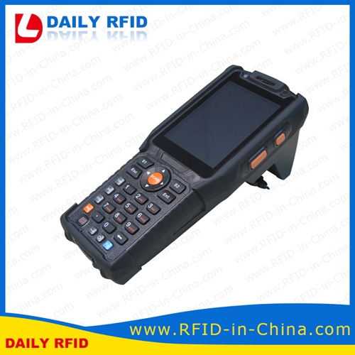 Bluetooth Industrial PDA UHF Handheld Reader DL880B