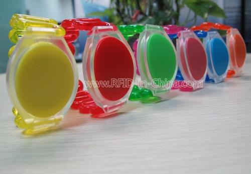 RFID Jelly Bracelets