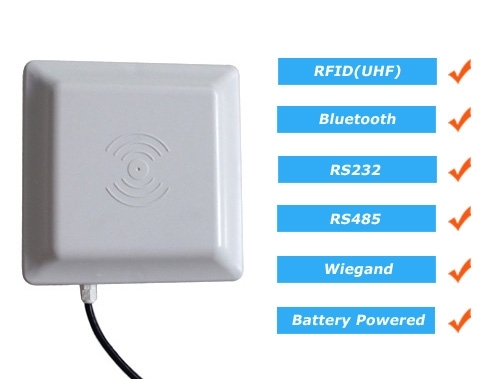 Bluetooth UHF RFID Reader