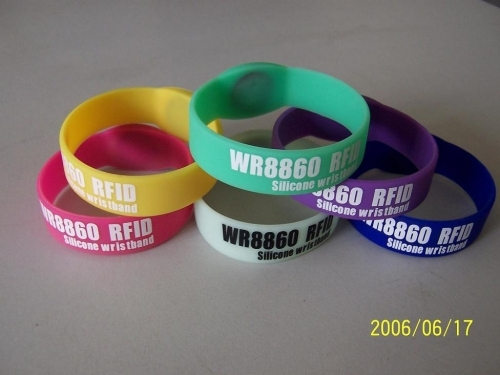 RFID Cheap Silicone Wristbands