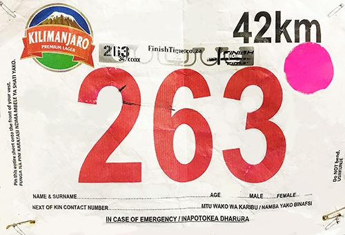 RFID Paper Race Number Label-01