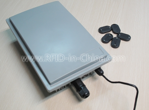 2.45GHz Active RFID Reader