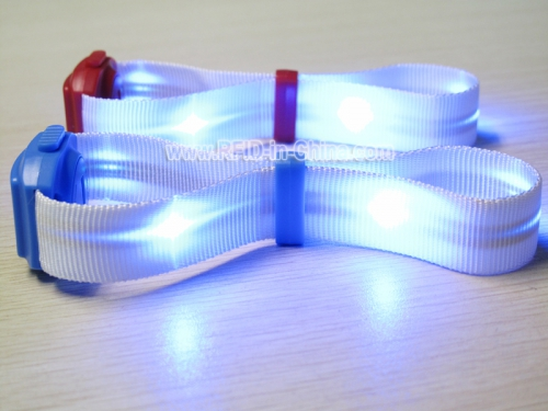 LED RFID Wristbands For Music Concert/Culb/Bar...-03
