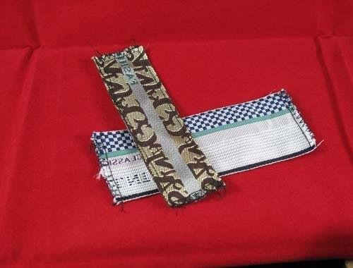 flexible RFID laundry tags