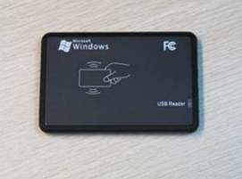LF RFID Desktop USB Reader-01