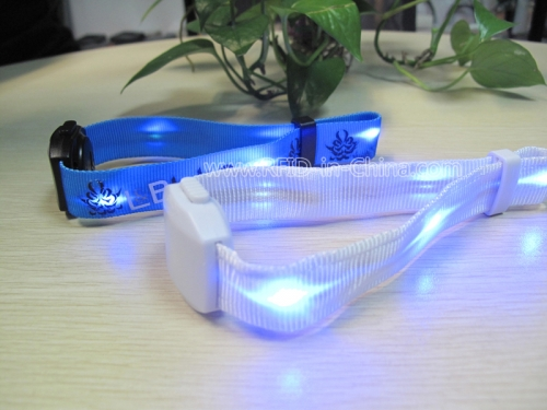 Voice Control RFID LED Wristbands