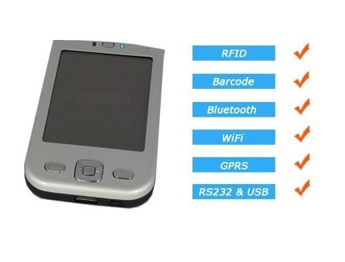 Smartphone RFID Readers