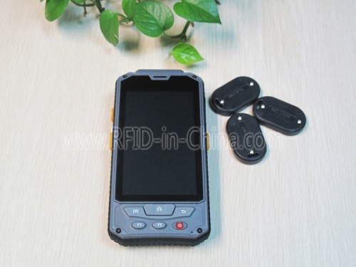 Active WiFi RFID Handheld Reader DL7800-WiFi