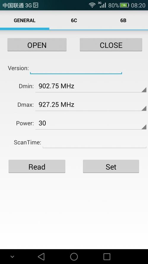 PDA RFID Barcode Reader-01