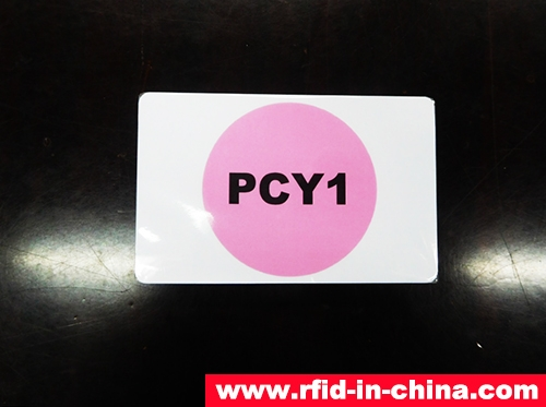 LOGO Printed RFID Smart Card-02