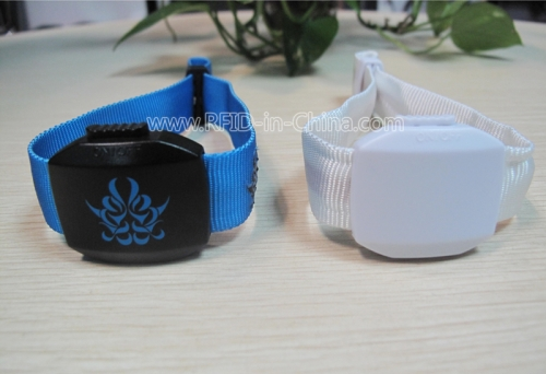 Voice Control RFID LED Wristbands-06