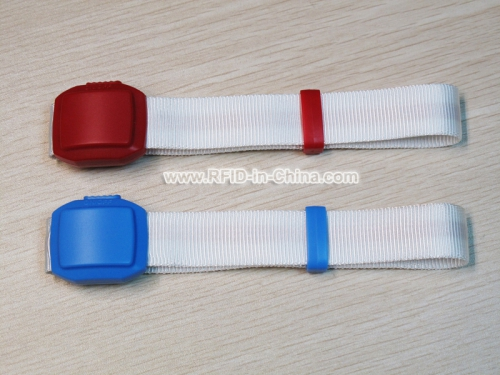 Music Activated RFID LED bracelets