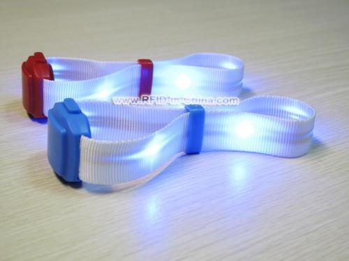 LED RFID Wristbands For Music Concert/Culb/Bar...-01