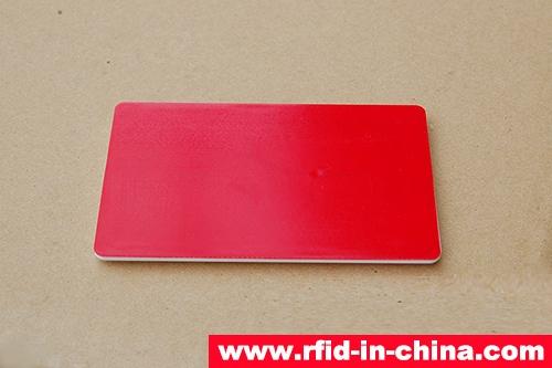 One-off T900 Ceramic RFID Windshield Tag-18-02