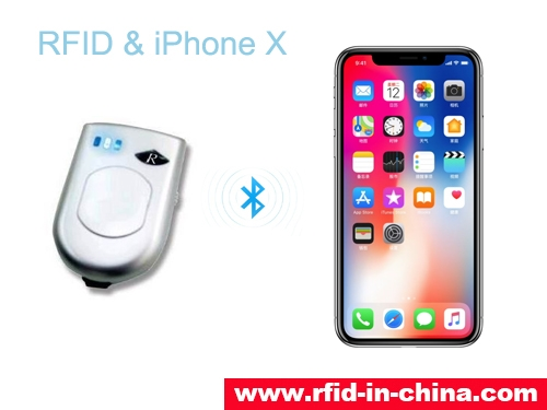 RFID Reader Connect With iPhoneX-01
