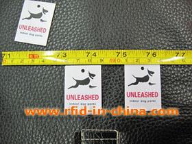 Pet RFID tag