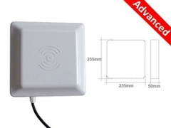 Low cost UHF RFID reader integrated with GPRS released by DAILY RFID
