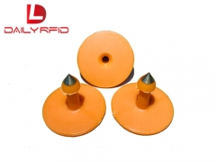 DAILY RFID Released the HF RFID Ear Button Tag for animal tracking