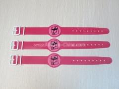 A New RFID Wristband Key For Hotel Lock System