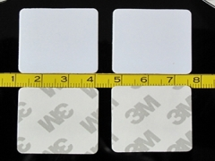 DAILY RFID released the RFID 3M glue tag used for metal objects