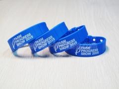 DAILY RFID Released the UHF RFID Silkprint Bracelet