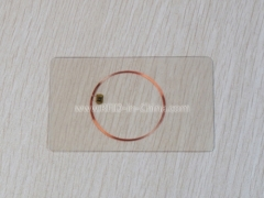 DAILY RFID Released the new RFID Mifare Card Inlay with low price