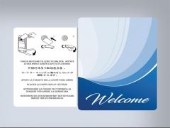 RFID Hotel Guestroom Card