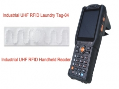 RFID Solution For Hotel's Towels management By Daily RFID