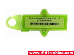 DAILY RFID released the newly RFID precast concrete manufacturing tag