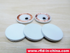 Printable RFID Disc Tag with different sizes