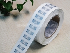 2*2CM RFID label with long reaing distance released by DAILY RFID
